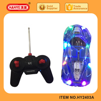 4D Super Advanced Led Light Simulation RC Racing Car