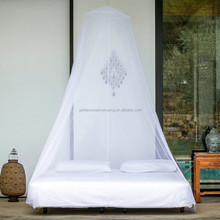 High Quality Rectangular King Size Luxury Cotton Mosquito Net