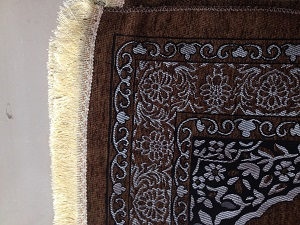wholesale turkish islamic traveling prayer mat