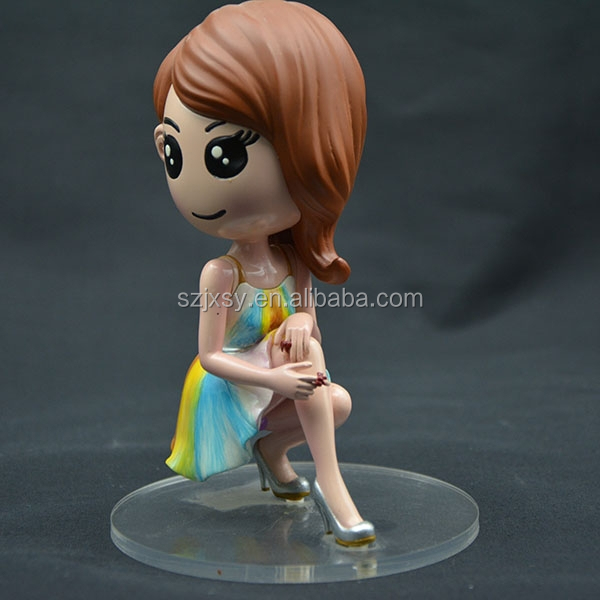 Top Quality Promotional Gifts Little Girl Garden Statues
