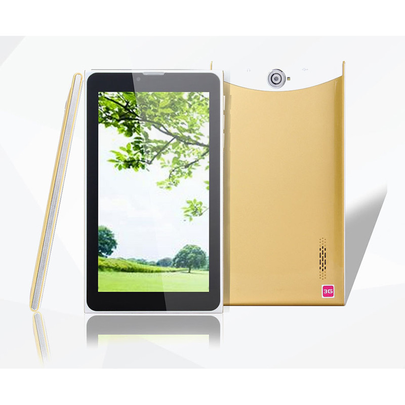 MTK8382 Quad Core 3G Phone Call Android Tablets Pc WiFi BT Bluetoot tab 7 inch