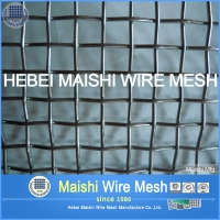 Stainless Crimped Wire Mesh,/Square Wire Mesh