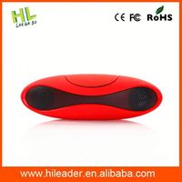 Customized new arrival cheap hi-fi stereo hot sell bluetooth speaker 2013 best bluetooth portable speakers