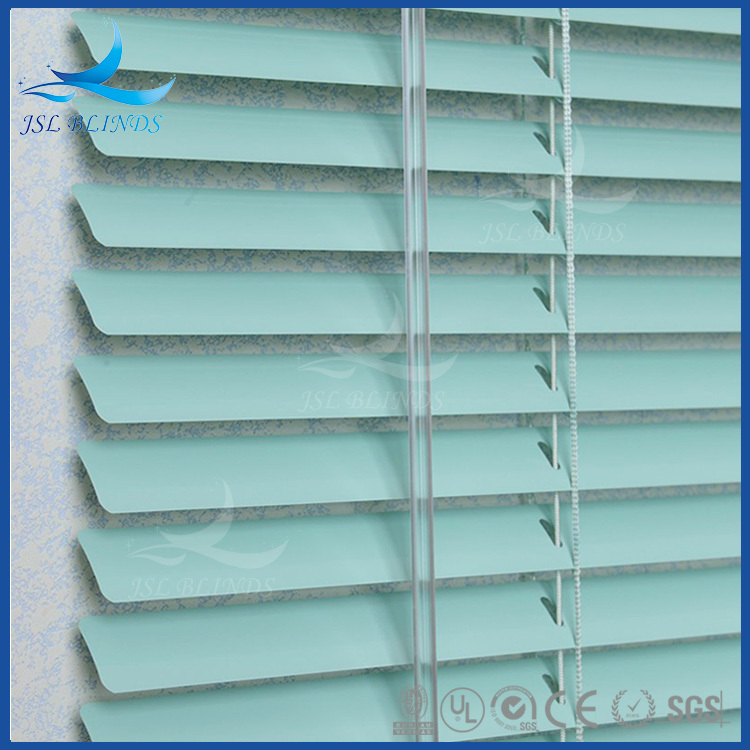 Customized window aluminum horizontal blinds making
