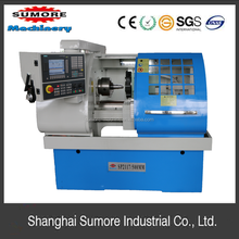 Automatic CNC metal cutting lathe machine SP2117