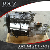 Four stroke low cylinder small engine for suzuki F8A