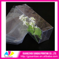 Wedding Favor Clear PVC Candy Chocolate Boxes Gift Box