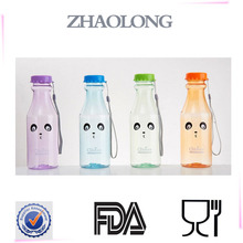 2015 plastic BPA free Durable plastic soda bottles