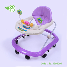 2017 china baby walker with 4 swivel wheels,new design baby walker ce approved custom made,baby walker with stopper