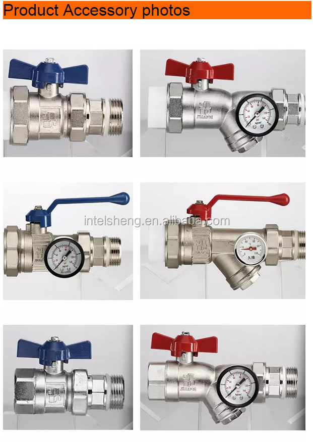 Underfloor Heating Systems Brass Manifold/water manifold