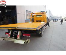 Hot Sale JAC 4*2 Flatbed Truck Dimensions
