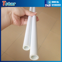 High Temperature Application and Fiberglass Material fibre glass reinforced pipe