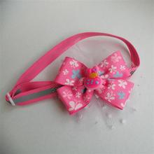 Wholesale Pink Dog Bows Ties