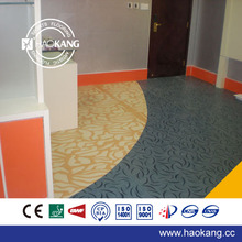 Commercial Hard PVC Floor
