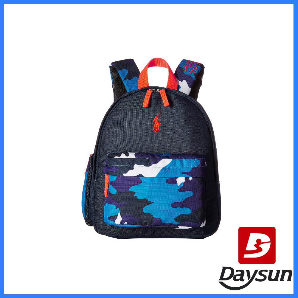 Historic style youth children school bag kid's backpack