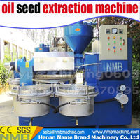good brand high yield efficiency spiral pine nuts oil extraction machine for sale