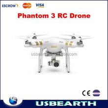 DJI Phantom 3 Advanced Version With 1080P HD Camera RC Quadcopter with Extra Battery Ready to Fly,super safe.