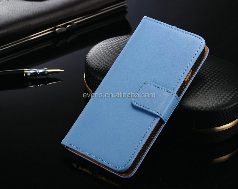Wholesale Cell Phone Cover Flip Wallet Cases for Samsung galaxy s4 i9500 with Card Holder Magnetic Stand