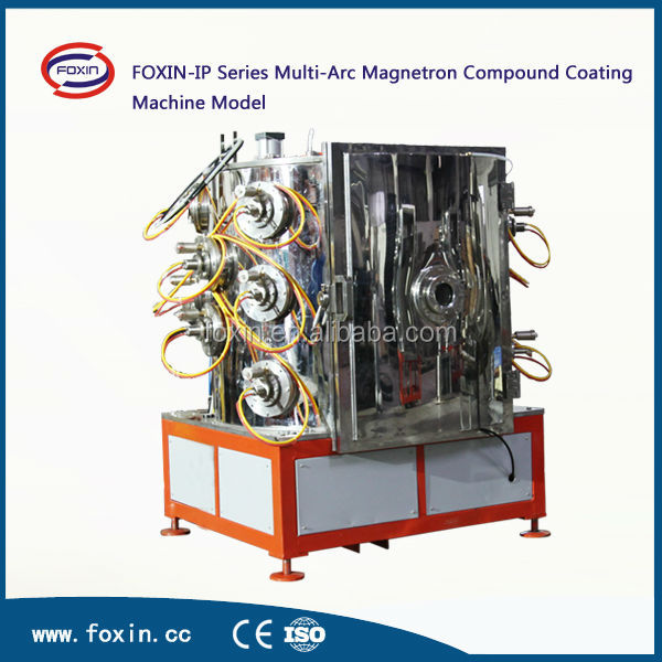 Ion Magnetron Sputtering Chrome Solutions for Plating Production Line