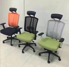 2017 High Back Modern Mechanism Swivel Mesh Office Chair Specification