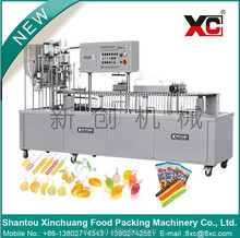 ice lolly/ice water/milk/juice/drink packing machine Bottle Filling Machine