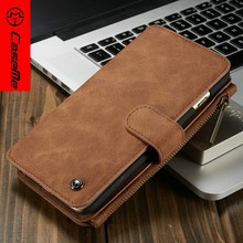 China Manufacturer Mobile Phone Case For iPhone 6 6s, Cell Phone Accessories for iPhone 6 Luxury Leather Flip Cover