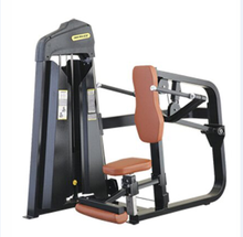 Incalcu H115 Commercial Fitness Gym Equipment Seated Dip/Strength Machine