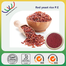 Red yeast rice extract free sample HACCP Kosher FDA supplier pure natural extract 3% monacolin K Monascus Purpureus extract