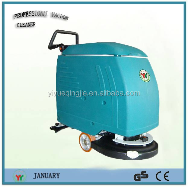 hot sell 50L water tank floor scrubber in Suzhou