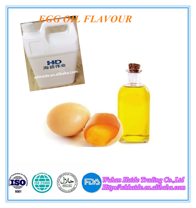 Natural egg oil flavor for bakery ,bread,cakes,biscuit and so on