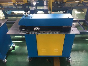 Factory Direct Sales reel shear bending machine,reel ray machine for hvac duct making