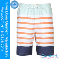 Hot sexy image of stripe clearence mens shorts beach wear