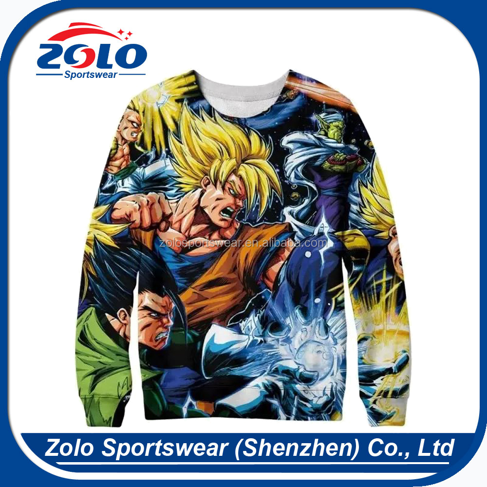 Cheap custom all over sublimation printing american style hoodies