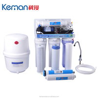 Whole house 5 stage reverse osmosis water filter system
