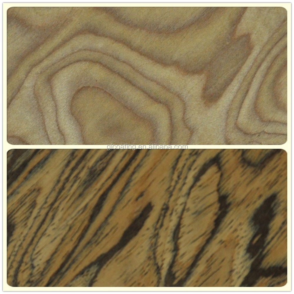 Hangzhou burl wood veneer manufacturer slice sheets for plywood window door furniture