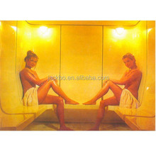 2015 Newest product outdoor sauna steam room for sale,mini steam room