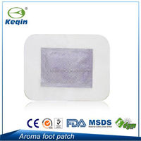 2014 hot sell Natural herbal super detox foot patch