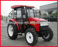 50hp 504 4WD chinese small farm tractor