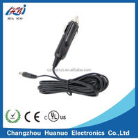 New Auto Car Cigarette Lighter Plug male to male charger cable