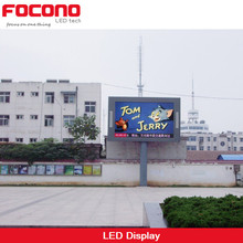 CE Rohs ETL P10 Scooter Truck Mobile Screen Advertising Vehicle Board Video Outdoor LED Display for Stage