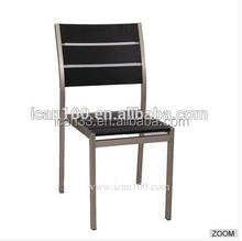 Garden Furniture Aluminum Polywood Outdoor Dining Chair