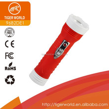 torch manufacturers tiger world dry battery led color changing battery dimmable led flashlight torch