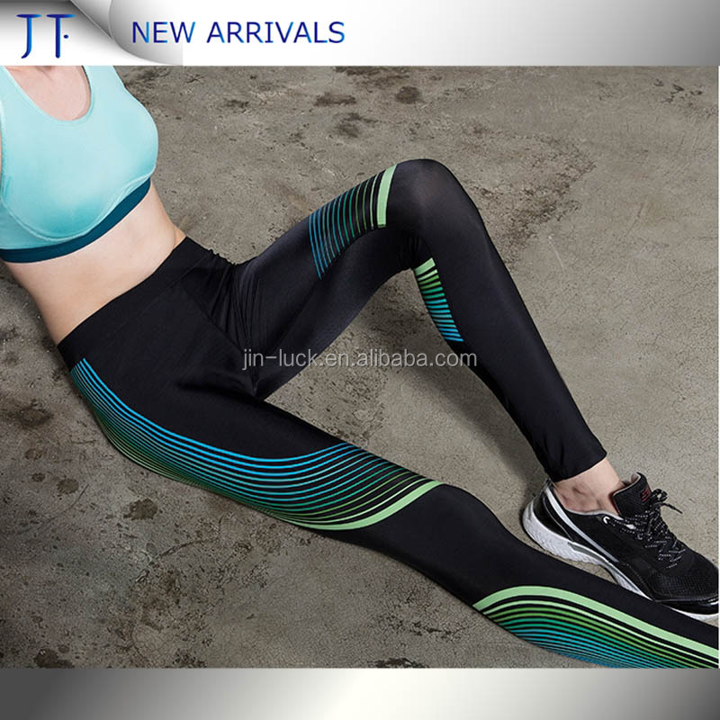 Fitness Leggings For Women Stretchy Tight Factory Direct Sale, women reflective yoga pants