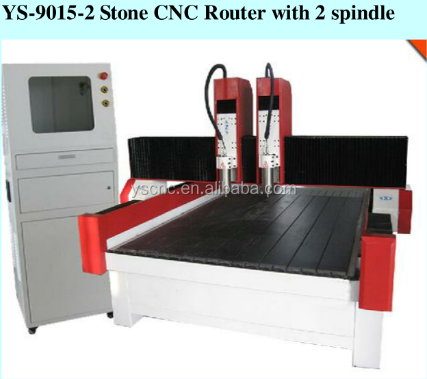 YS-9015 Marble Stone Cnc Router mitre saw machine for stone stone cutting machine for laterite with CE certificate