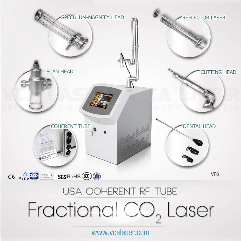 2017 Hot Sale! new professional co2 medical laser for burn scar removal
