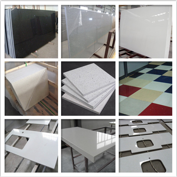 /sparkle White Quartz Countertop/quartz Countertop For Wholesale ...