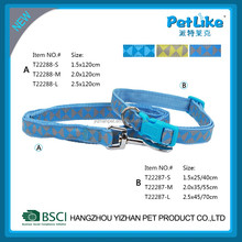 2016 Popular pet products durable pet collar