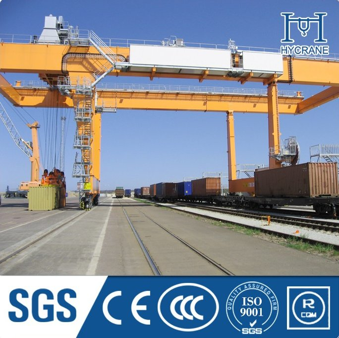 Convenient and easy to operate containers gantry crane 40 ton