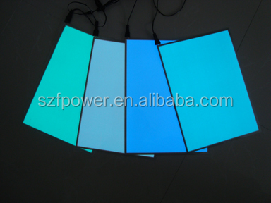 electroluminescent electroluminescence paper <strong>sheet</strong> for my special India client to pay online