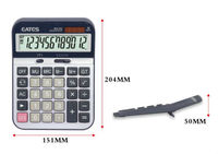 Hot Sale Electronic Calculator Retractable Bracket Solar Panel